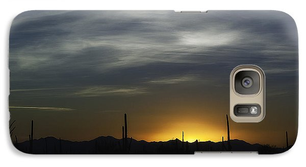 Once Upon A Time In Mexico Galaxy S7 Case by Lynn Geoffroy