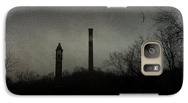 Galaxy Case featuring the photograph Oncoming by Cynthia Lassiter