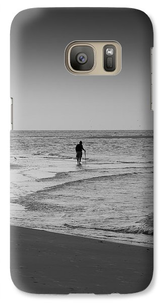Galaxy Case featuring the photograph One by Alan Raasch