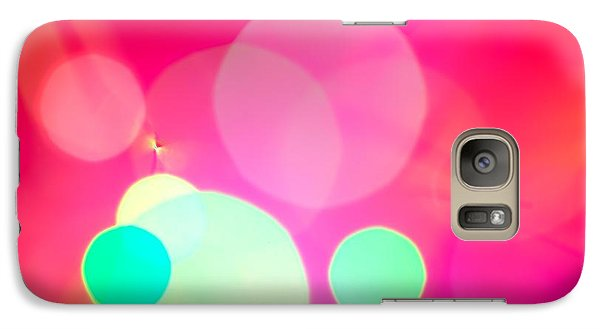 Galaxy Case featuring the photograph One Hot Minute by Dazzle Zazz
