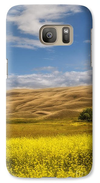 Galaxy Case featuring the photograph One by Sandi Mikuse