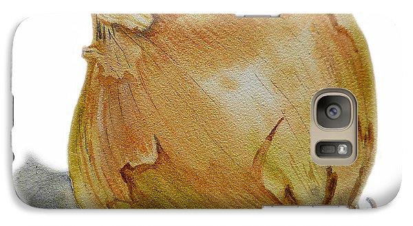 Onion Galaxy S7 Case by Irina Sztukowski