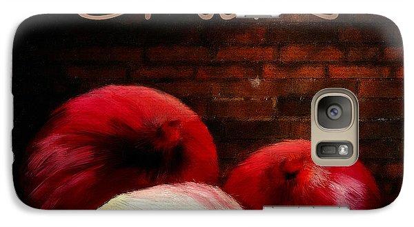 Onions II Galaxy S7 Case by Lourry Legarde