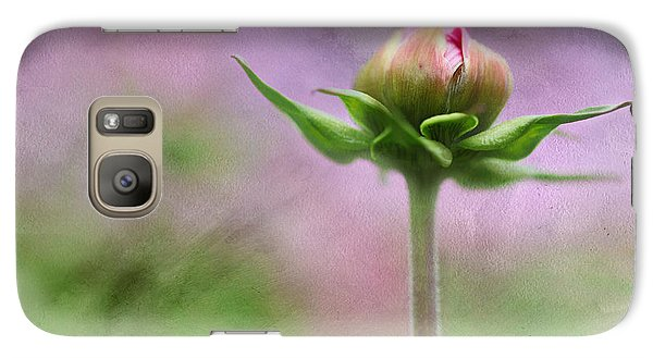 Galaxy Case featuring the photograph Only One by Annie Snel
