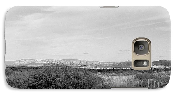 Galaxy Case featuring the photograph Open Air by George Mount