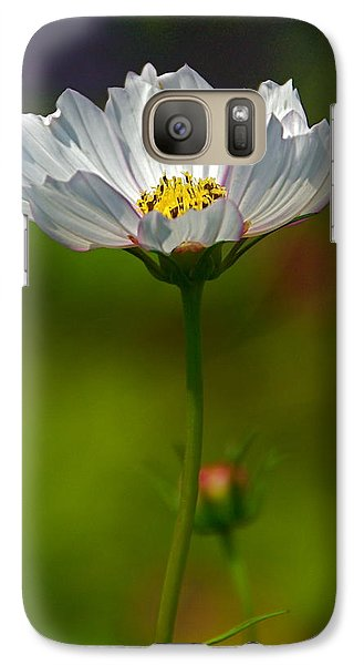 Galaxy Case featuring the photograph Open For All by Byron Varvarigos