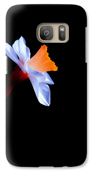 Galaxy Case featuring the photograph Opening To The Light by Julia Wilcox