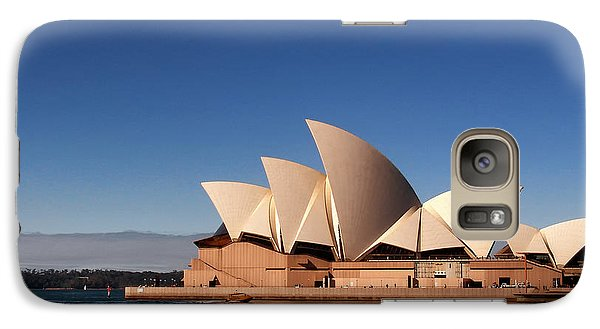 Galaxy Case featuring the photograph Opera House by John Swartz
