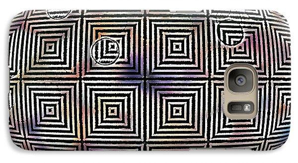Galaxy Case featuring the digital art Orb by Cynthia Lagoudakis