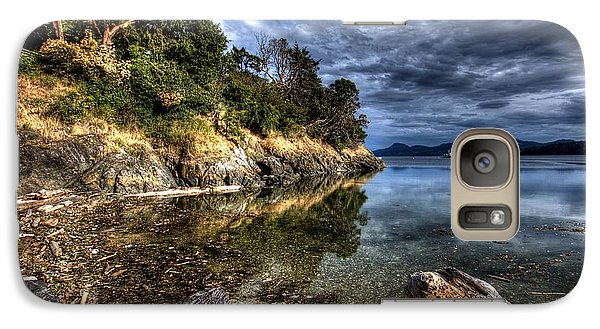 Orcas Island Waterfront Galaxy S7 Case