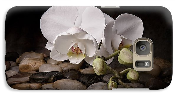 Orchid Galaxy S7 Case - Orchid - Sensuous Virtue by Tom Mc Nemar