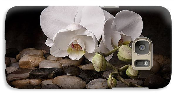 Orchid - Sensuous Virtue Galaxy Case by Tom Mc Nemar