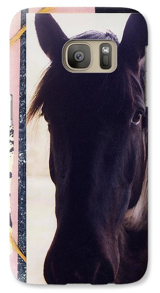 Galaxy Case featuring the photograph Oreo by Mary Ann  Leitch