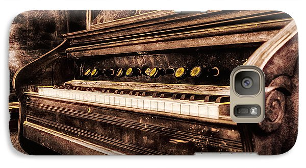 Galaxy Case featuring the photograph Organ by Jay Stockhaus