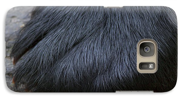 Galaxy Case featuring the photograph Original Bear Claw by Gerry Sibell