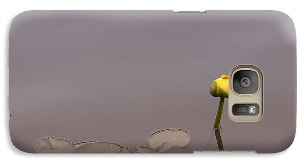 Galaxy Case featuring the photograph Osaka Garden Tranquility by Miguel Winterpacht