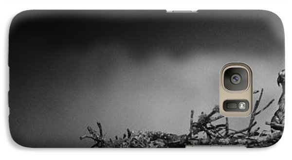 Galaxy Case featuring the photograph Osprey by Bradley R Youngberg