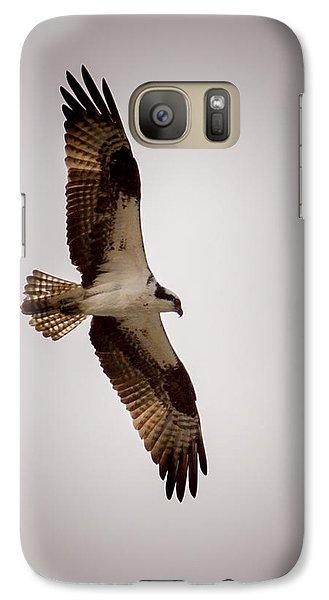 Osprey Galaxy S7 Case by Ernie Echols