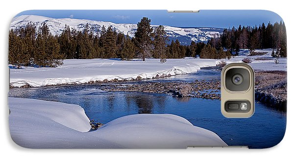 Galaxy Case featuring the photograph Otter Creek by Jack Bell