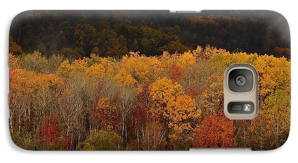 Galaxy Case featuring the photograph Otter Creek Road by Paul Noble