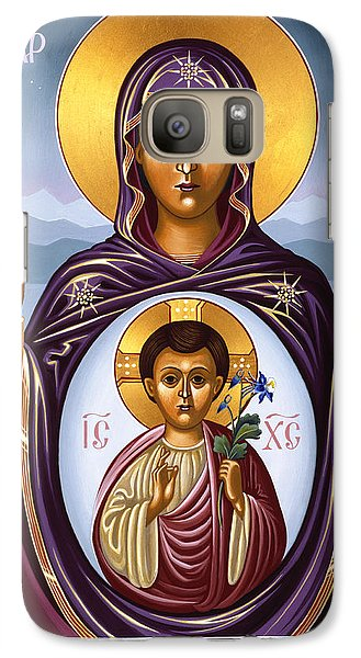 Our Lady Of The New Advent Gate Of Heaven 003 Galaxy S7 Case