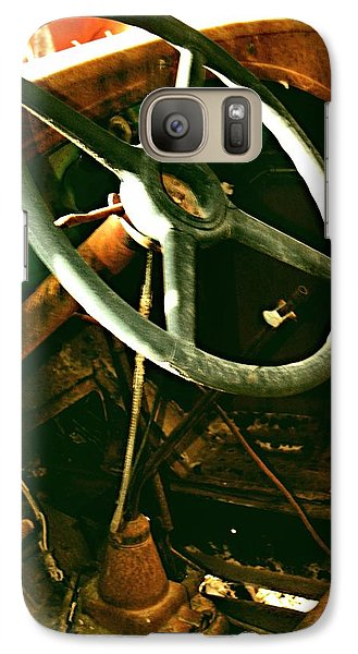 Galaxy Case featuring the photograph Our New Car by Don Wright