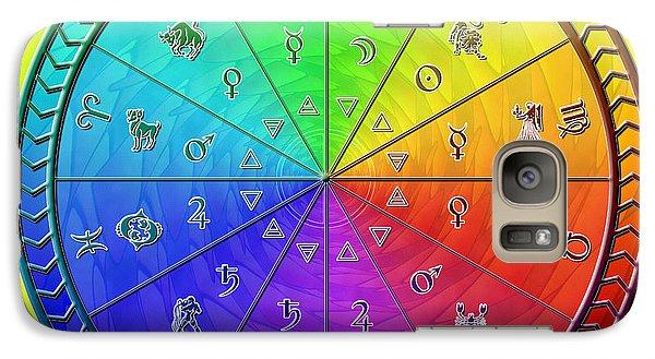 Ouroboros Alchemical Zodiac Galaxy S7 Case