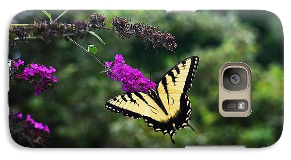 Galaxy Case featuring the photograph Out Of Bounds by Judy Wolinsky