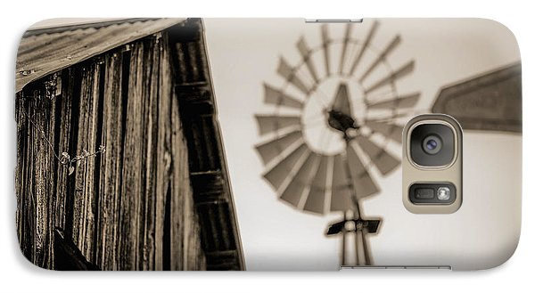 Galaxy Case featuring the photograph Out Of Focus by Amber Kresge