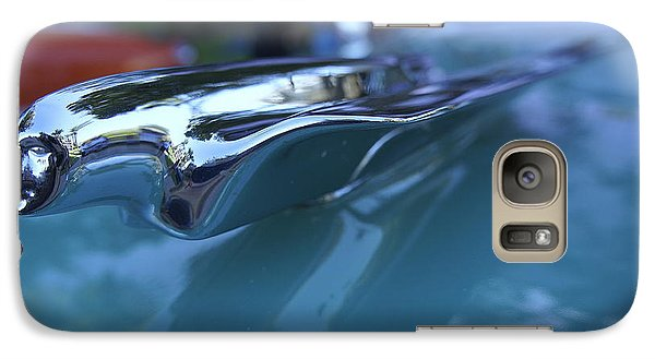 Galaxy Case featuring the photograph Out Of The Metal by Laurie Perry