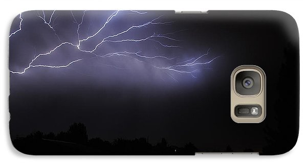 Galaxy Case featuring the photograph Out The Window by Jessica Tookey