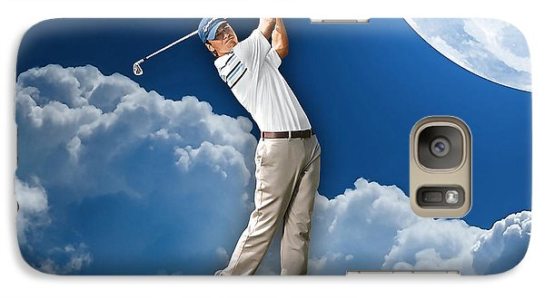 Outdoor Golf Galaxy Case by Marvin Blaine