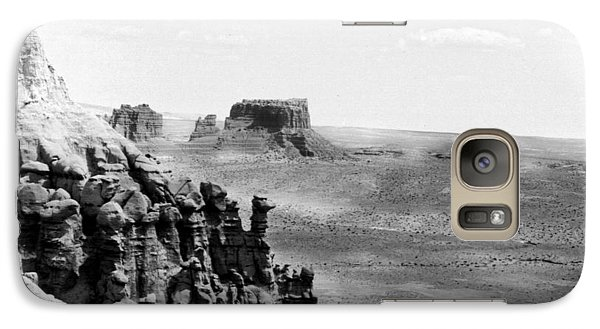Galaxy Case featuring the photograph Over There by Tarey Potter