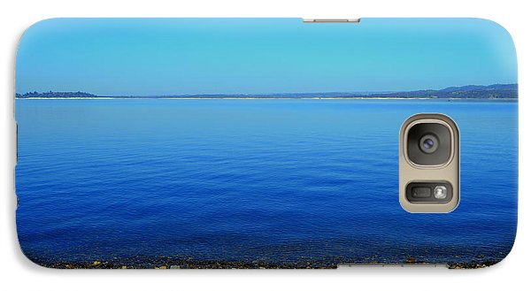 Galaxy Case featuring the photograph Overflow by Rima Biswas