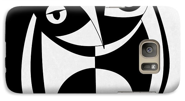 Own Abstract  Galaxy S7 Case by Mark Ashkenazi