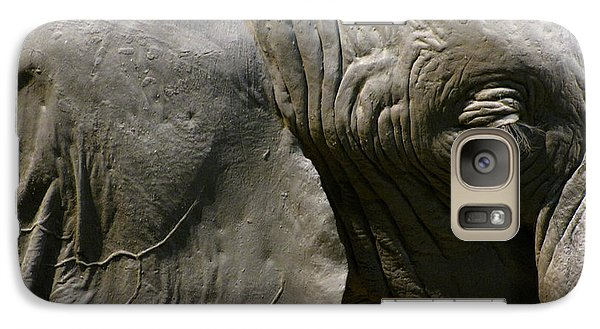 Galaxy Case featuring the photograph Pachyderm by Jennifer Wheatley Wolf