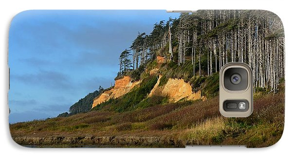 Galaxy Case featuring the photograph Pacific Coast by Gayle Swigart