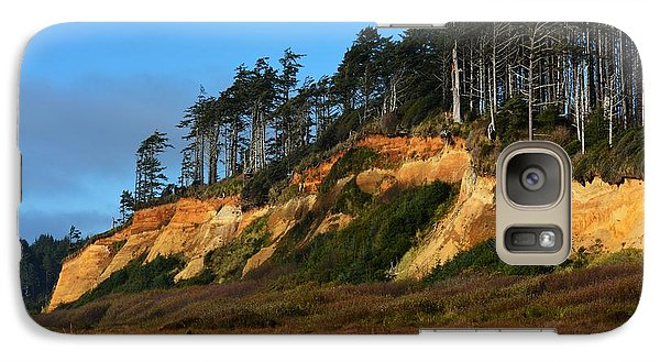 Galaxy Case featuring the photograph Pacific Coastline by Gayle Swigart