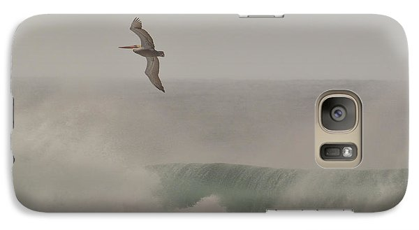 Galaxy Case featuring the photograph Pacific Crest by Al  Swasey