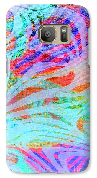 Galaxy Case featuring the photograph Pacific Daydream by Nareeta Martin