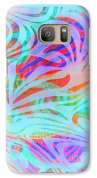 Pacific Daydream Galaxy S7 Case by Nareeta Martin