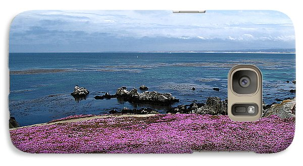 Galaxy Case featuring the photograph Pacific Grove California by Joyce Dickens