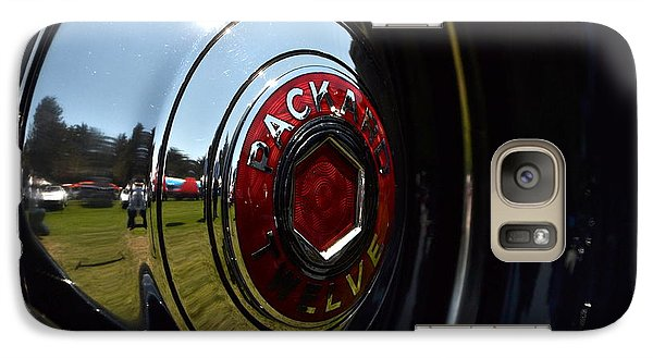 Galaxy Case featuring the photograph Packard - 2 by Dean Ferreira