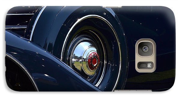 Galaxy Case featuring the photograph Packard - 1 by Dean Ferreira