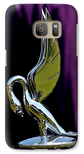 Galaxy Case featuring the photograph Packard - 3 by Dean Ferreira