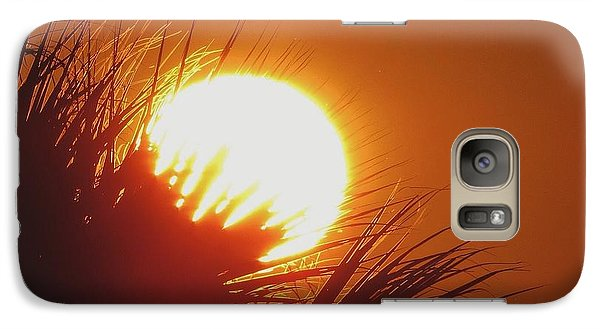 Galaxy Case featuring the photograph Palm Sunday by Nikki McInnes