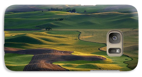 Palouse Shadows Galaxy S7 Case