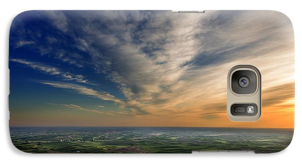 Palouse Sunset Galaxy S7 Case