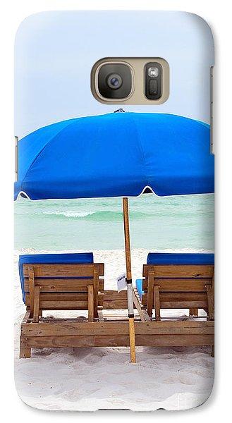 Galaxy Case featuring the photograph Panama City Beach Florida by Vizual Studio