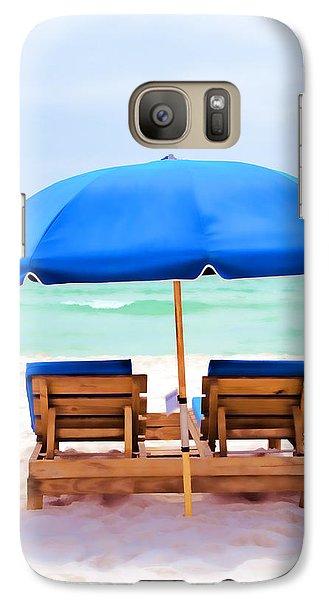Galaxy Case featuring the photograph Panama City Beach II by Vizual Studio